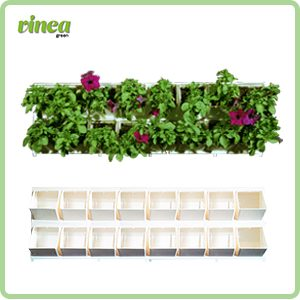 Vinea Living wall - 16 pots